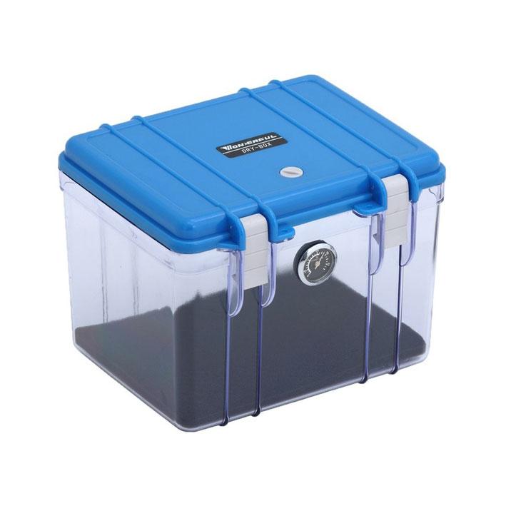 WONDERFUL DB-2820氣密式防潮盒附濕度計