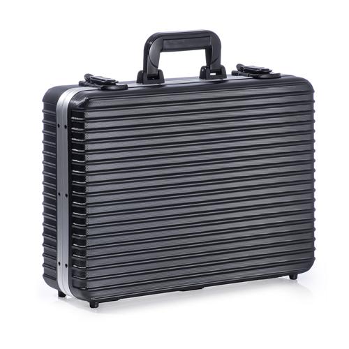 KEYSTONE H6 ABS鋁框設備提箱(M/黑/隔層)