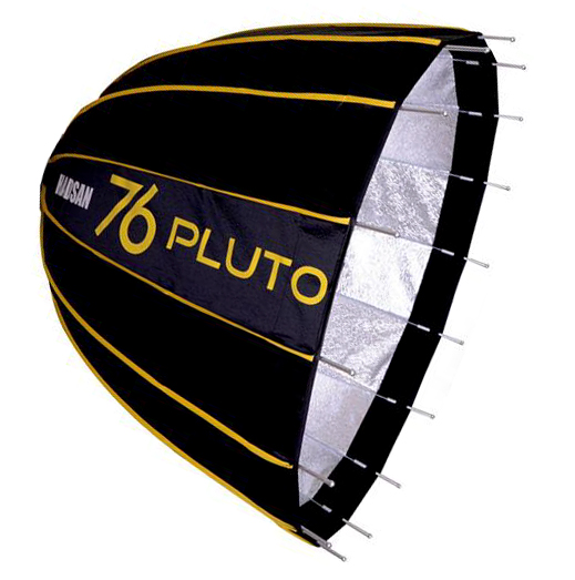 PLUTO 76 深型快收罩(含蜂巢、BOWENS接環)