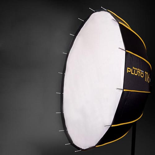 PLUTO 快收雷達罩 116 (白色) (含蜂巢、BORWENS接環)