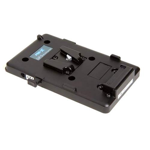 ZACUTO  V掛電池座(2個D-TAP接口)