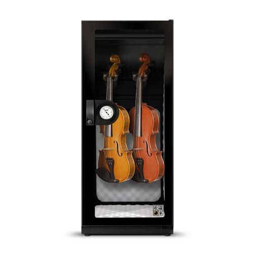 收藏家ART-126+ 小提琴中提琴專用防潮箱