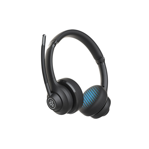 JLab Go Work 工作辦公耳罩藍牙耳機