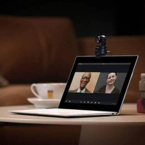 OBSBOT Tiny 二代 AI自動追蹤PTZ網路攝影機