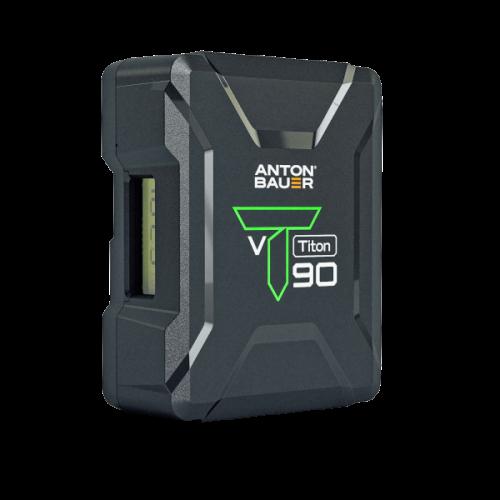 Anton Bauer Titon 90 V-Mount Battery(90V型電池)