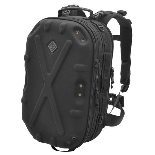 HAZARD 4 BKP-PBX-BLK 雙肩後背硬殼槍袋.相機袋